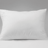 Continental 550 fill goose down pillow