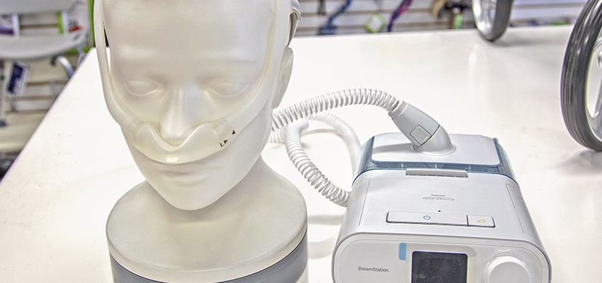 Finding the right CPAP mask