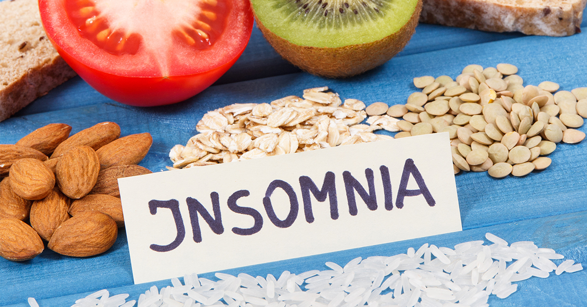 Foods for Insomnia