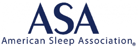 Logo for American Sleep Association