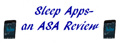 Sleep Apps - ASA Review