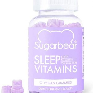 Sugar Bear Melatonin Gummies
