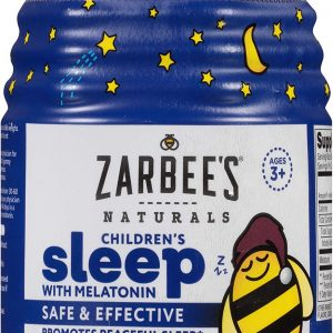 Zarbee's Melatonin Gummies